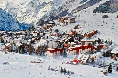 Top 8 Ski Resorts