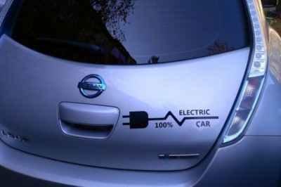 The Nissan Leaf an Electric Car for the family