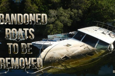 Abandoned boats in Bermuda to be removed