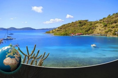 The lovely British Virgin Islands