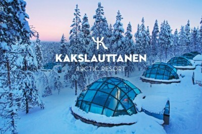Kakslauttanen Artic Resort Vacation Guide
