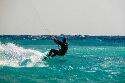 Kitesurfing - an absolutely epic sport