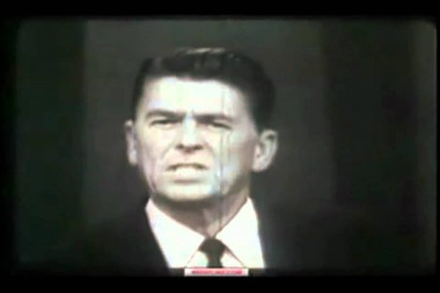 Reagan - Peace this Second if we Surrender