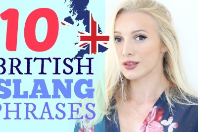 10 Common British English Slang Expressions & Phrases