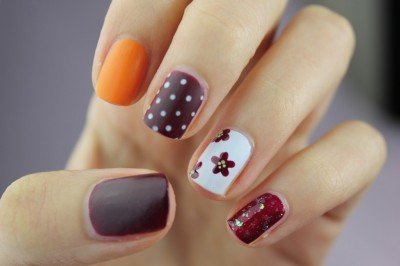 Great looking nails: An easy step by step guide