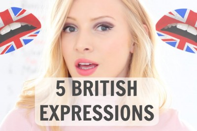 5 Common British English Expressions