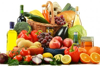 Very tasty seven-day fruit and vegetable diet