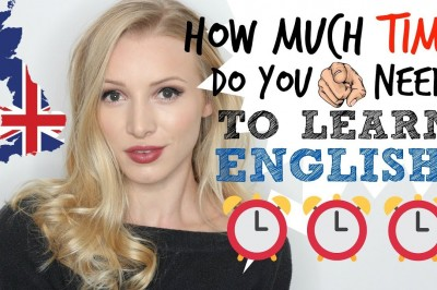 How long SHOULD it take to learn English? | 3 months of FREE daily English lessons