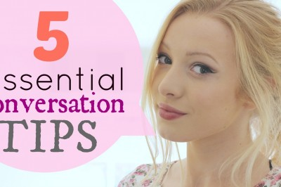 5 English Conversation Tips | How to improve your communication skills