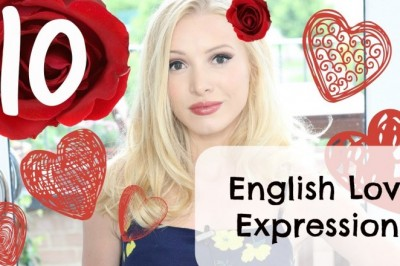 10 English Love Expressions | English Vocabulary & Speaking