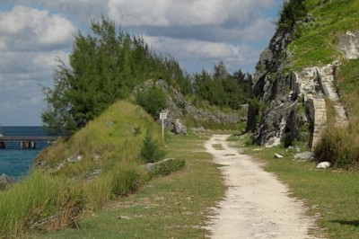 The Bermuda Railway Trail