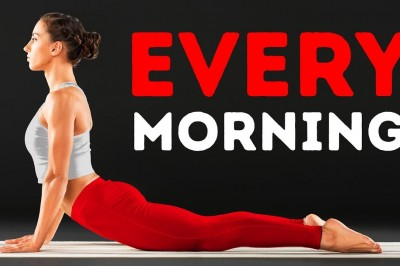 Do these 5 things every morning, see how it will change your life