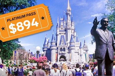 Why Disney World is so expensive