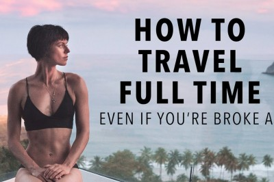 How to afford a life of non-stop Travel