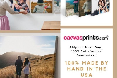 5 Creative Ways to Personalize Your Canvas Prints