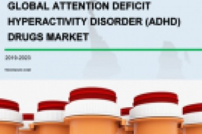 Top Trends In Attention Deficit Hyperactivity Disorder Drugs Market To Watch.