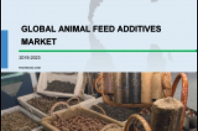 Global Animal Feed Additives Market 2019-2023 | Increasing Demand for Natural Feed Additives to Boost Growth