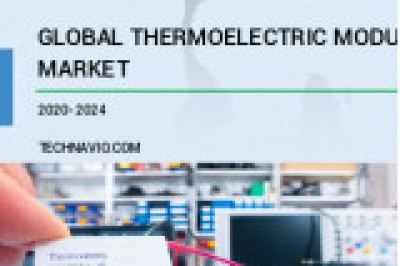 Thermoelectric Modules Market Growth Boosted by Increased Construction Activities 2020 -2024