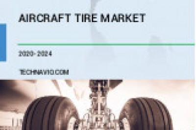 Aircraft Tire Market by Distribution Channel, Type, and Geography - Forecast and Analysis 2020-2024
