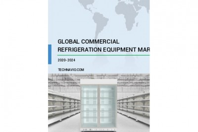 Commercial Refrigeration Equipment Market  is forecast to register a growth of USD 12.39 bn by 2024