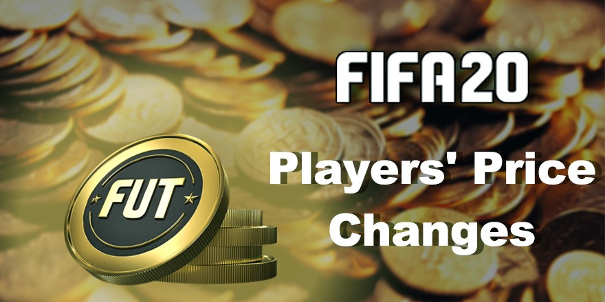 FIFA 20 Players' Price Changes